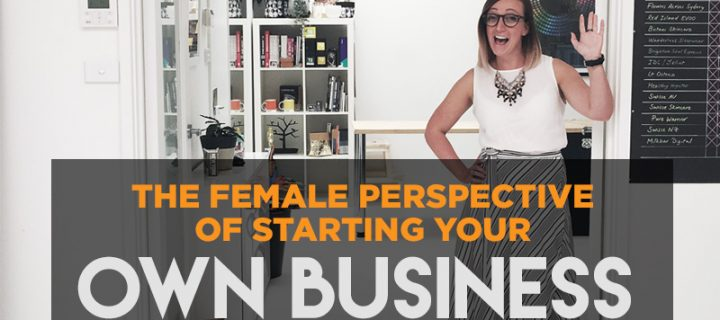 The female perspective of starting your own business – International Women's Day celebration