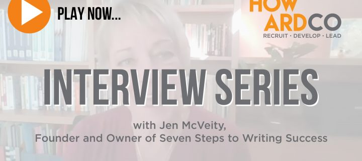 Howardco Interview Series with Jen McVeity