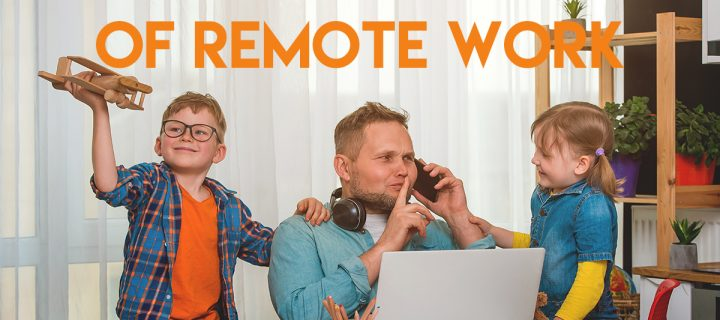 The 8 Challenges of Remote Working and How Managers can address them.